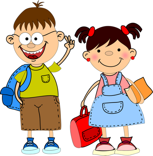 boy and girl clipart free - photo #23