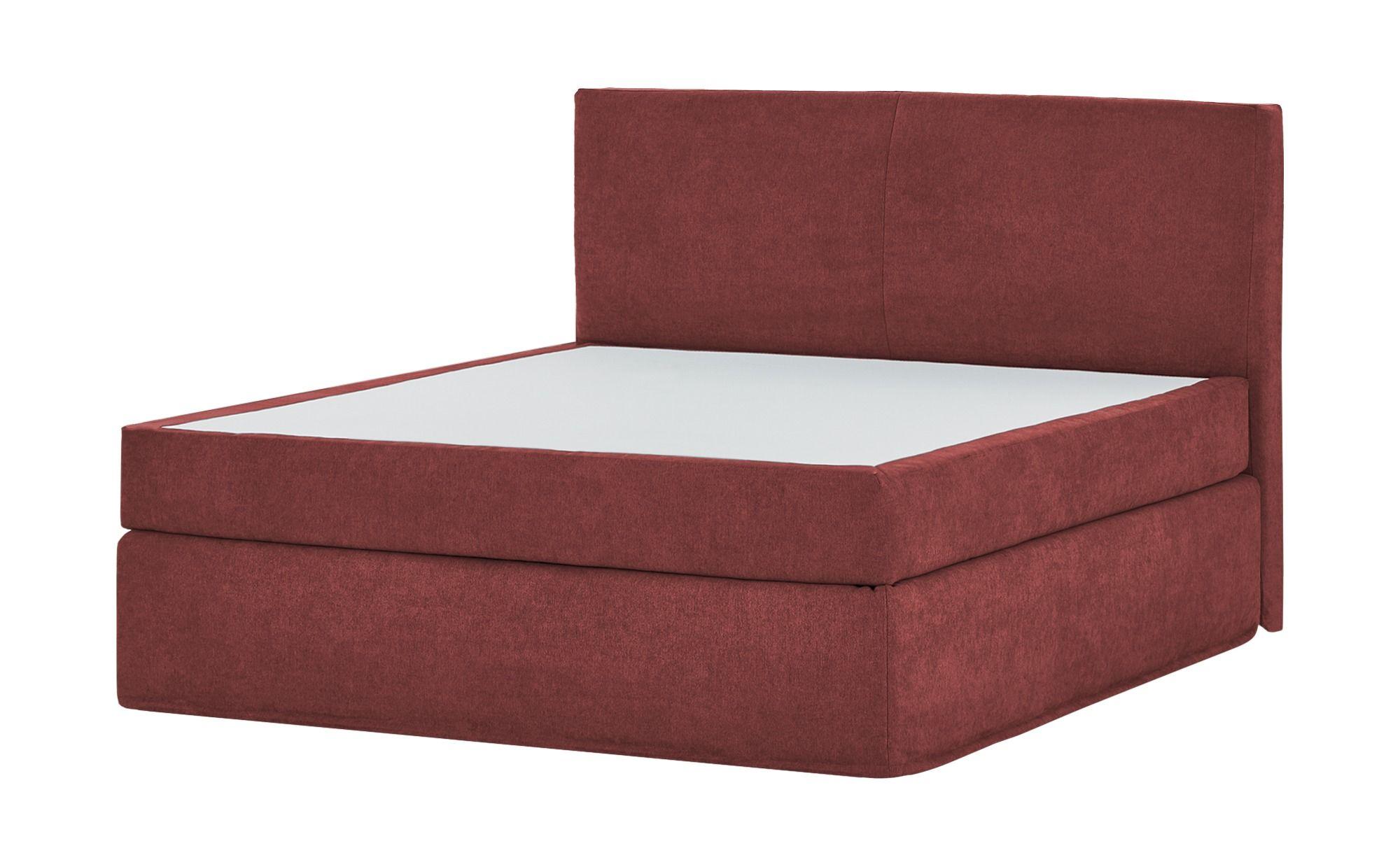 Photo of Boxi Classic box spring bed, found at Möbel Höffner