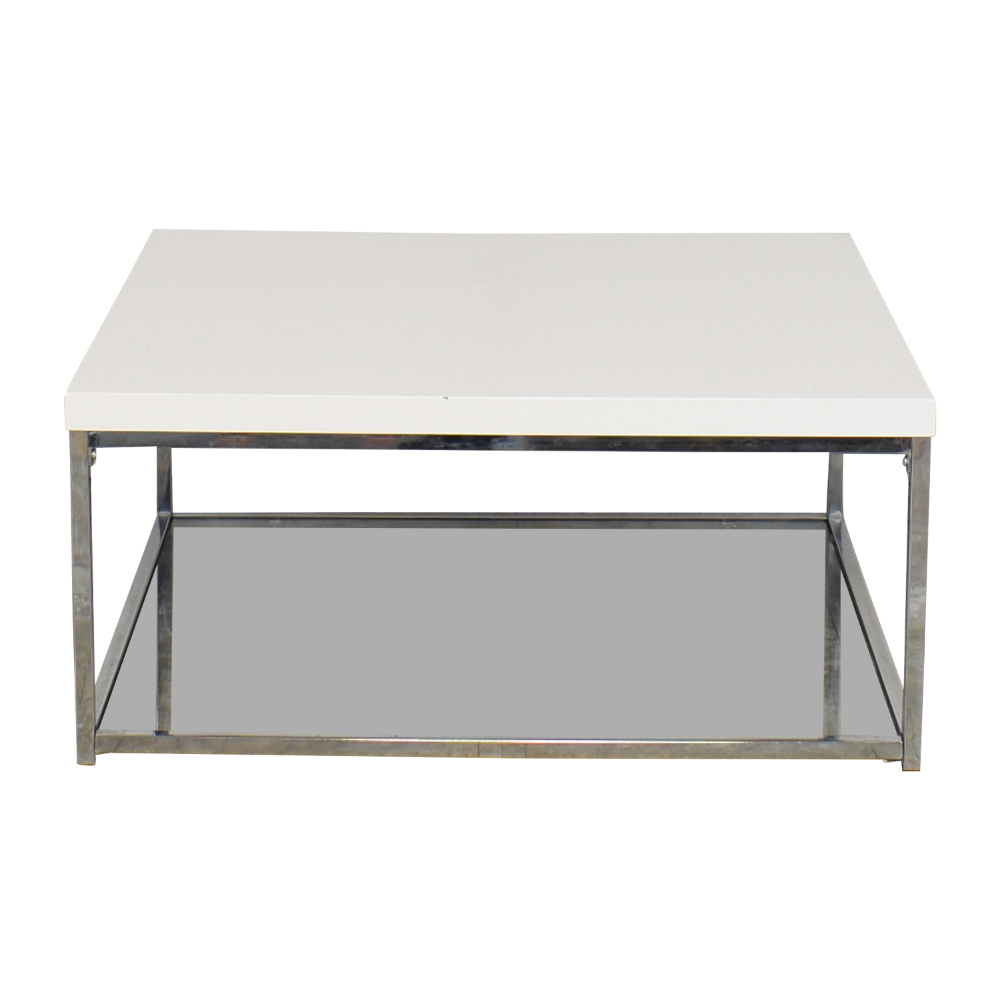 How You Can Find Tristin Coffee Table By Wade Logan Long Coffee Tables Coffee Table Steel Coffee Table [ 800 x 1073 Pixel ]