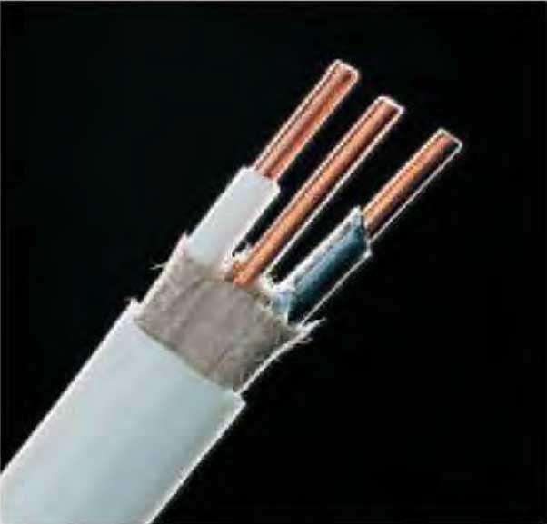 Instalaciones eléctricas residenciales - cable no metálico