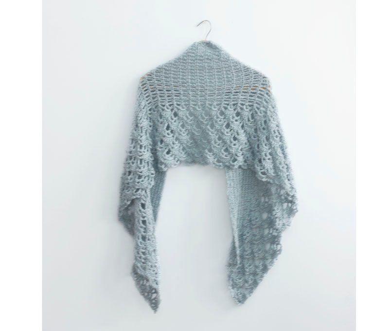 Pdf Crochet Shawl Pattern Wedding Shawl Pattern Lace Shawl Pattern
