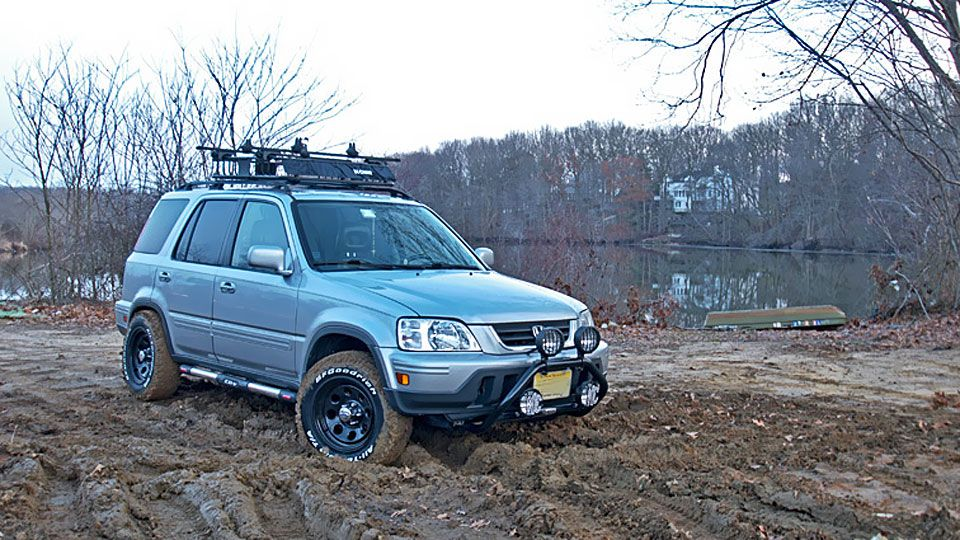 Image Result For Honda Crv 4x4 Off Road Honda Cr Honda Crv 4x4 Honda Crv