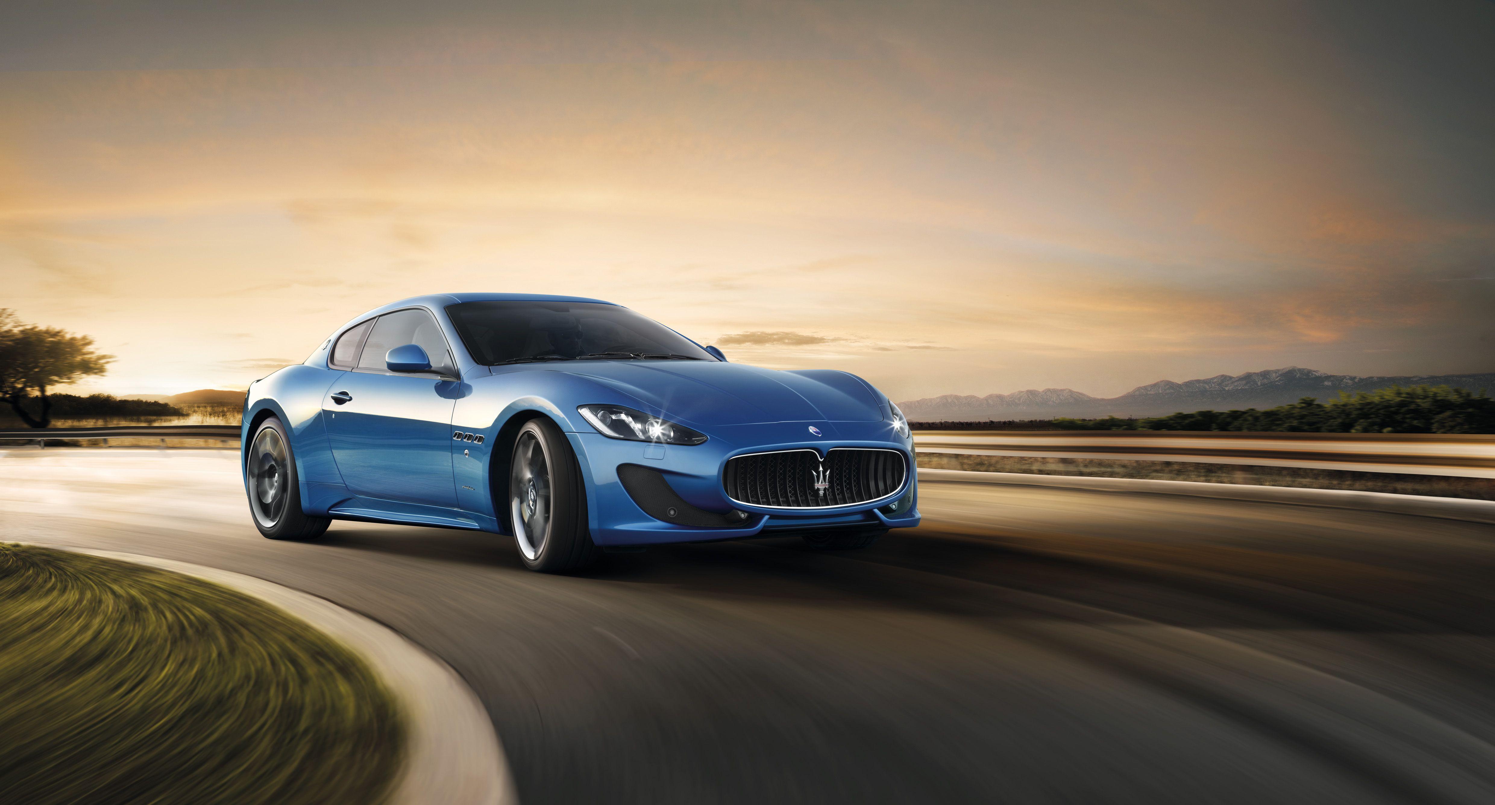 Maserati Granturismo Sport Maserati Granturismo Maserati