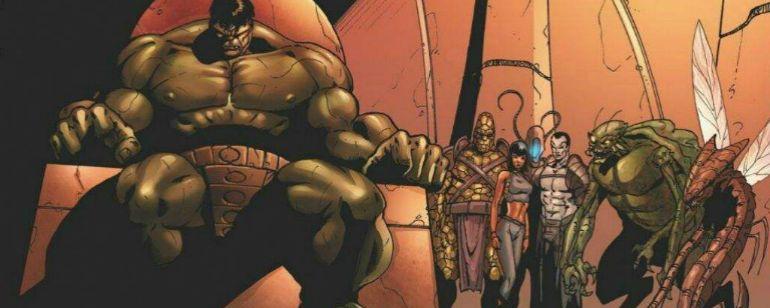 Thor: Ragnarok: El director confirma la aparición de Miek personaje de Planet Hulk en la película  Noticias de interés sobre cine y series. Noticias estrenos adelantos de peliculas y series