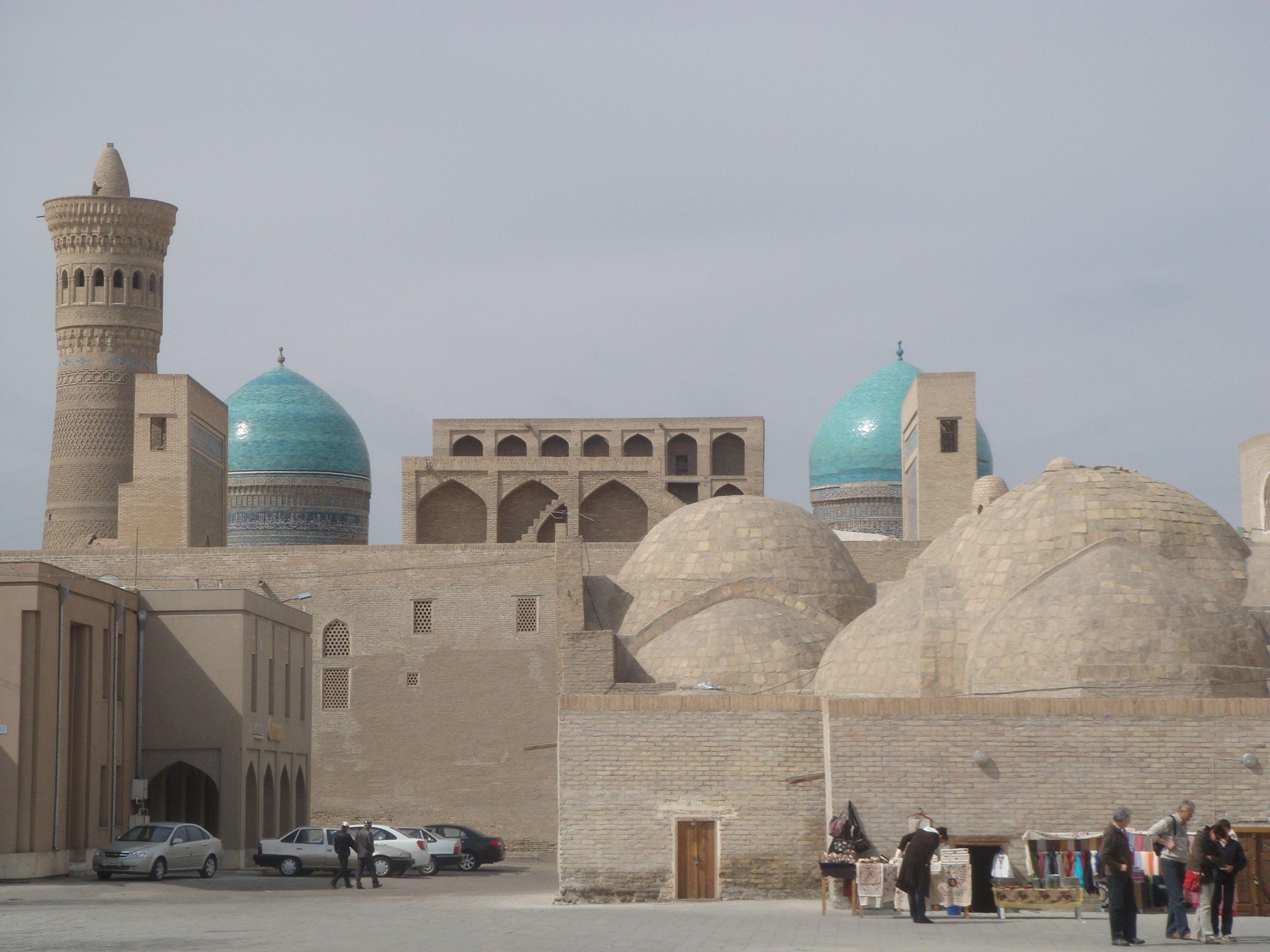 Bukhara (Uzbekistan) - 2012