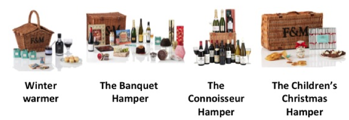 On the Fourth Day of Christmas....  It's not Christmas without a hamper full of fabulous foodie bits, right? Today we are sharing our favourite Christmas food hampers from the wonderful Fortnum & Mason.   http://snapdragonparties.tumblr.com