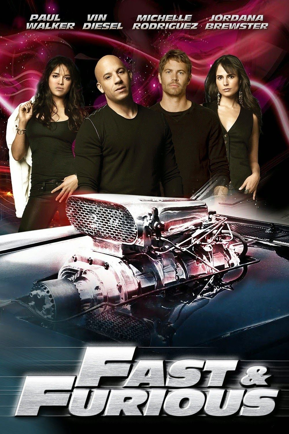 Word Daily Video Fast Furious 2009 In 2020 Fast Furious 4 Furious Movie Fast And Furious