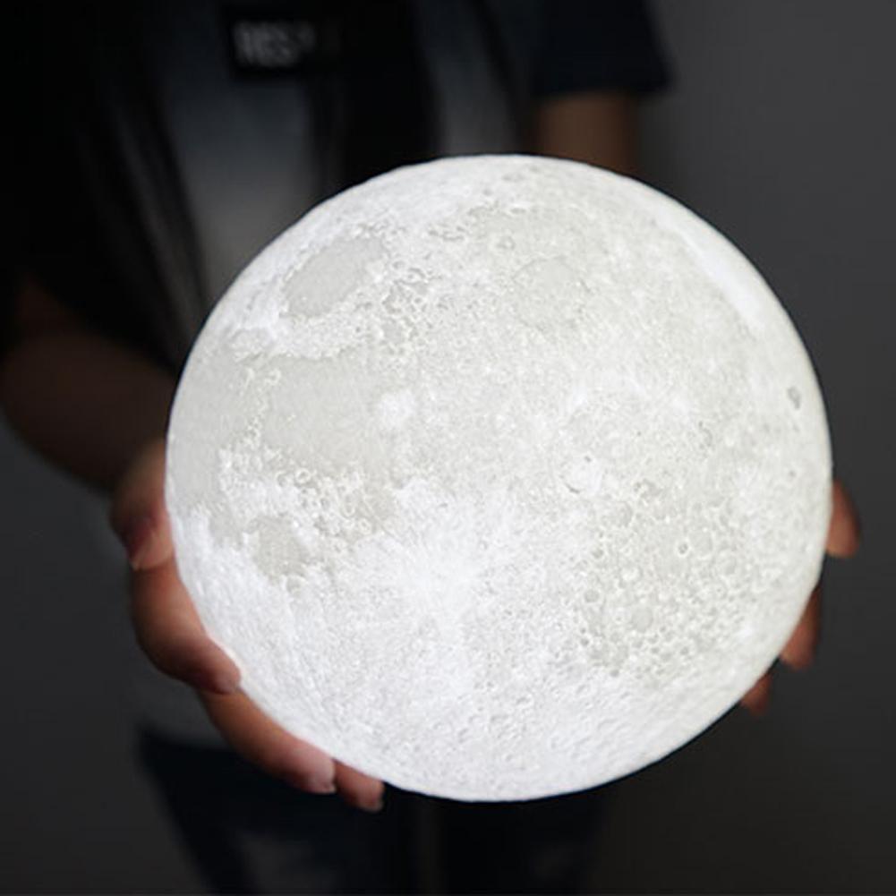 Enchanting Moon Night Lamp Full Moon Led Night Light Moon Light Lamp Night Light