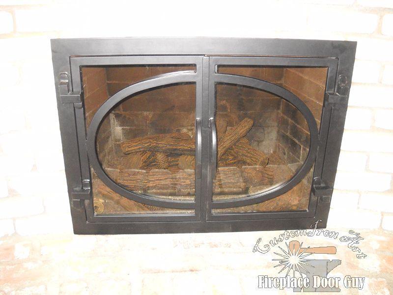 Fireplace Door Guy Custom Fireplace Screen Doors In California