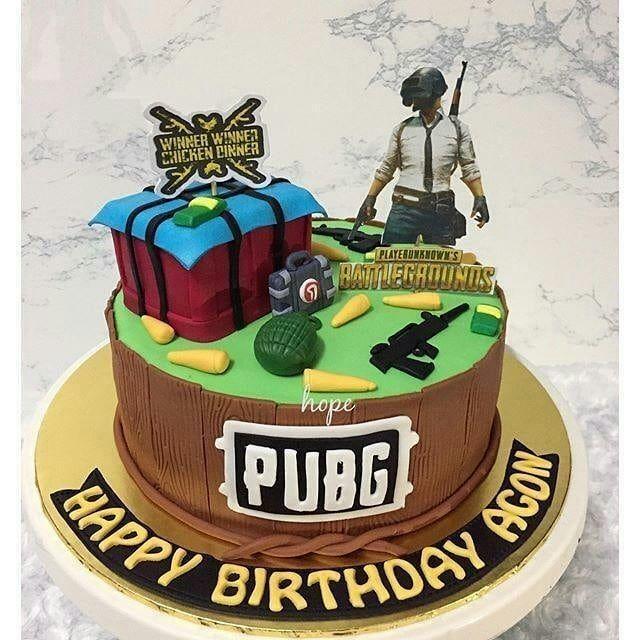 Cake Name Pubg Generator Birthday With