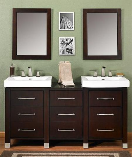 Bathroom Vanities For Tall People. Designing The Tall Persons Home
