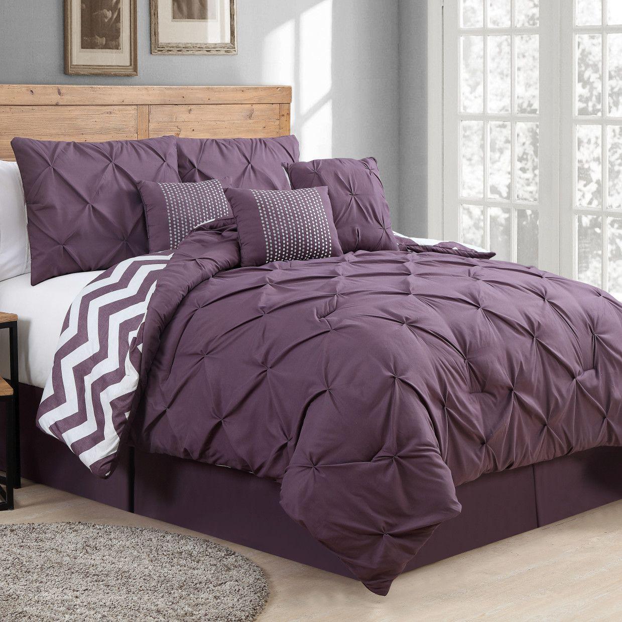 Germain Reversible Comforter Set Products Lit Couette Couvre Lit
