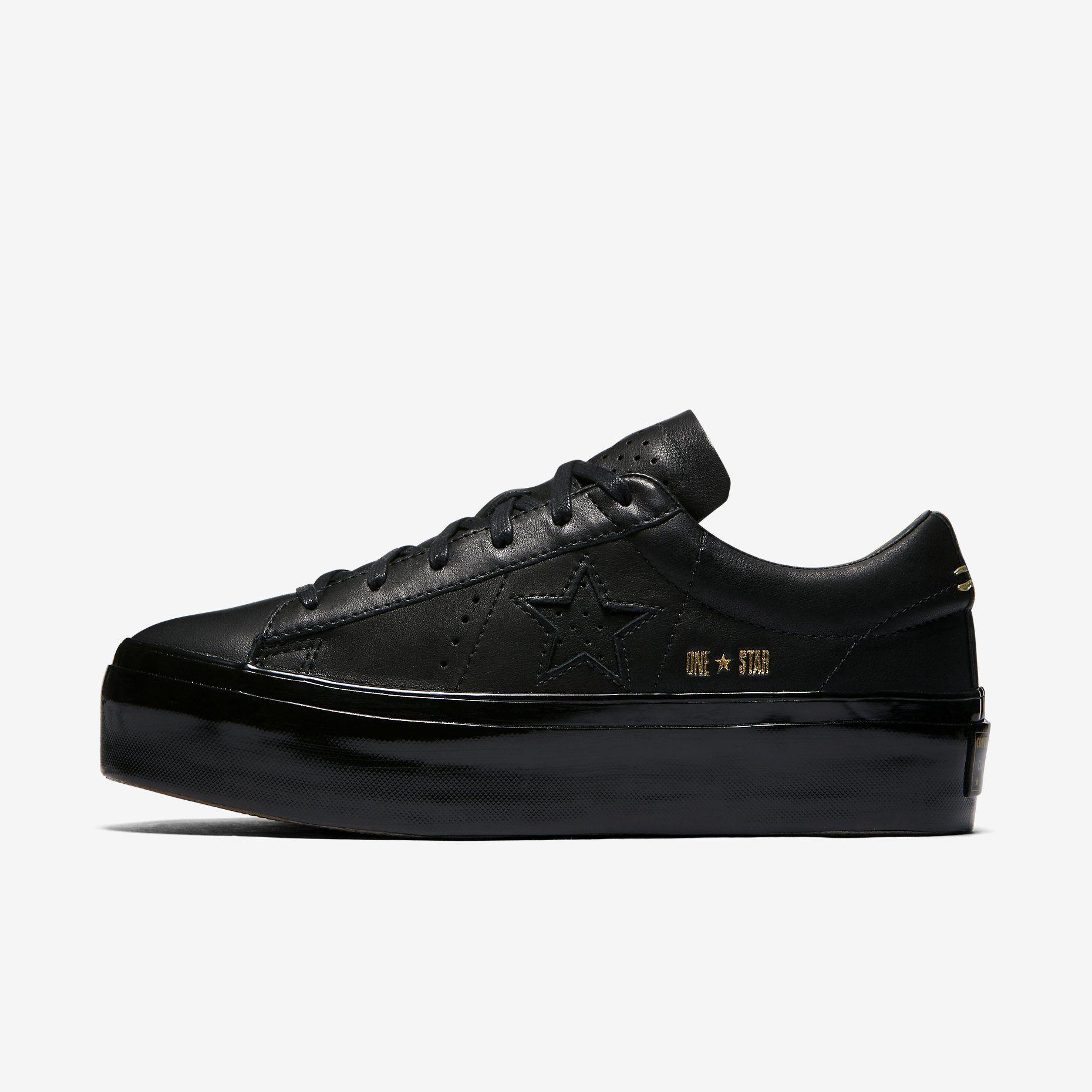Converse One Star Platform Low Top Women s Shoe. Nike.com  3f54f4962