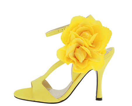 Explore Yellow Wedding Shoes Heels And More