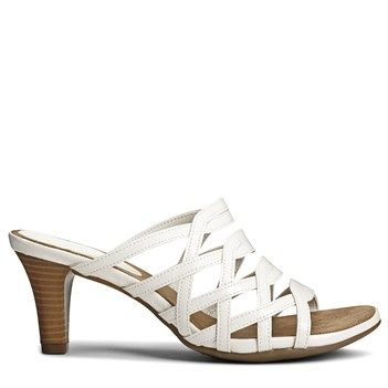 57883b182a23 A2 by Aerosoles Women s Water Power Medium Wide Sandals (White)