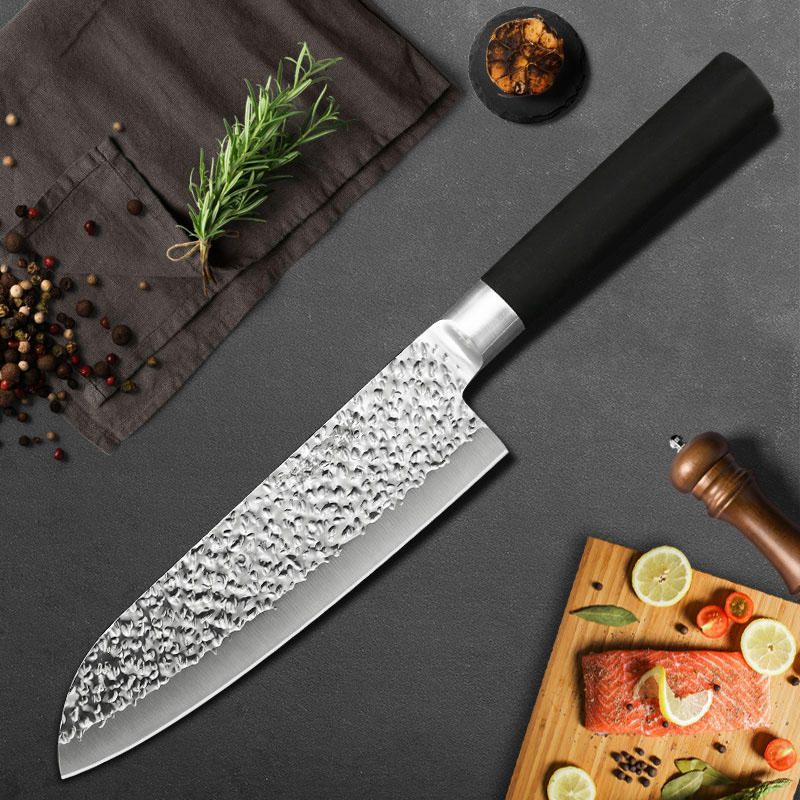 Us 13 89 Myvit K6mk X30s 7in Stainless Steel Knife 7 Kitchen Meat Cleaver Fruit Vegetable Non Stick Knife Kitchen Dining Bar From Home And Garden On Banggood