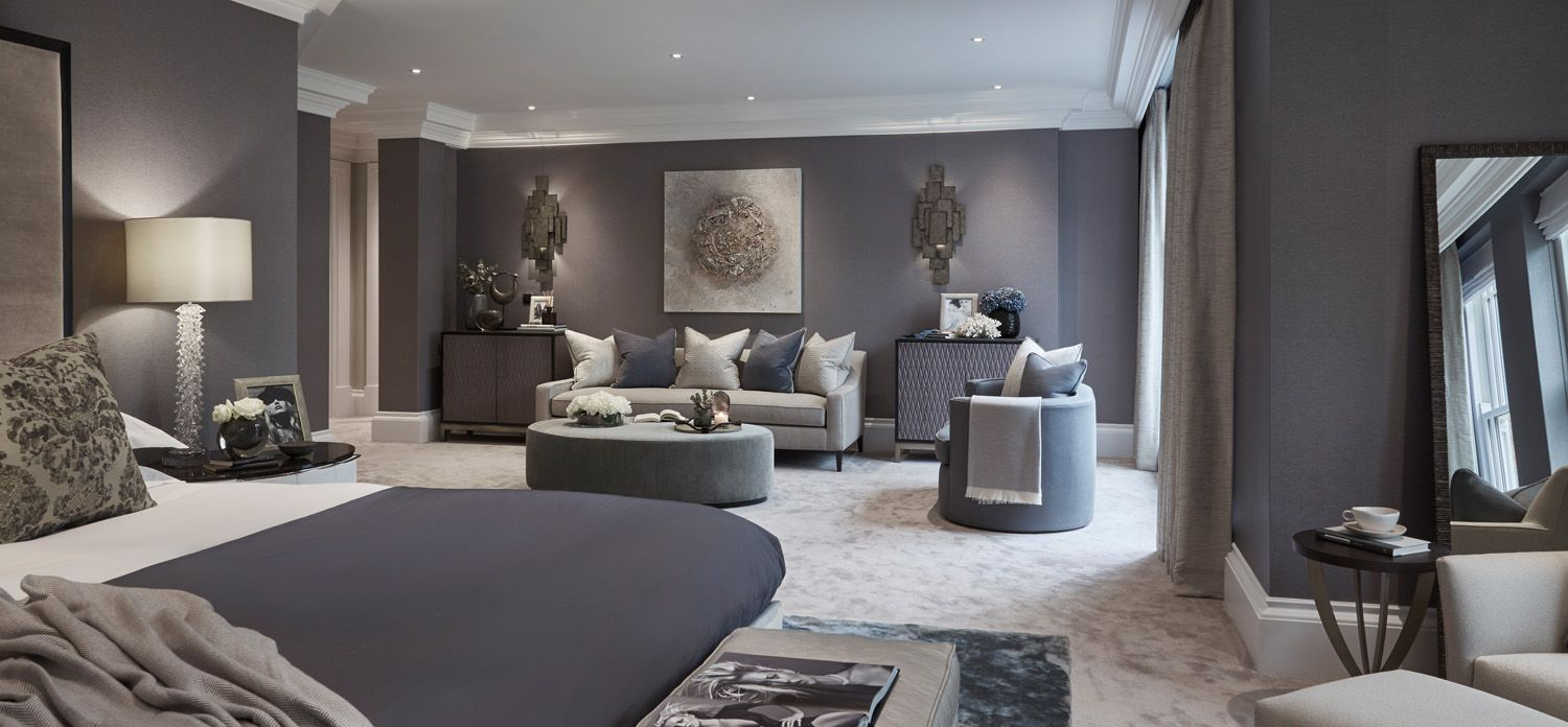 Wentworth Luxury Interior Design London Surrey