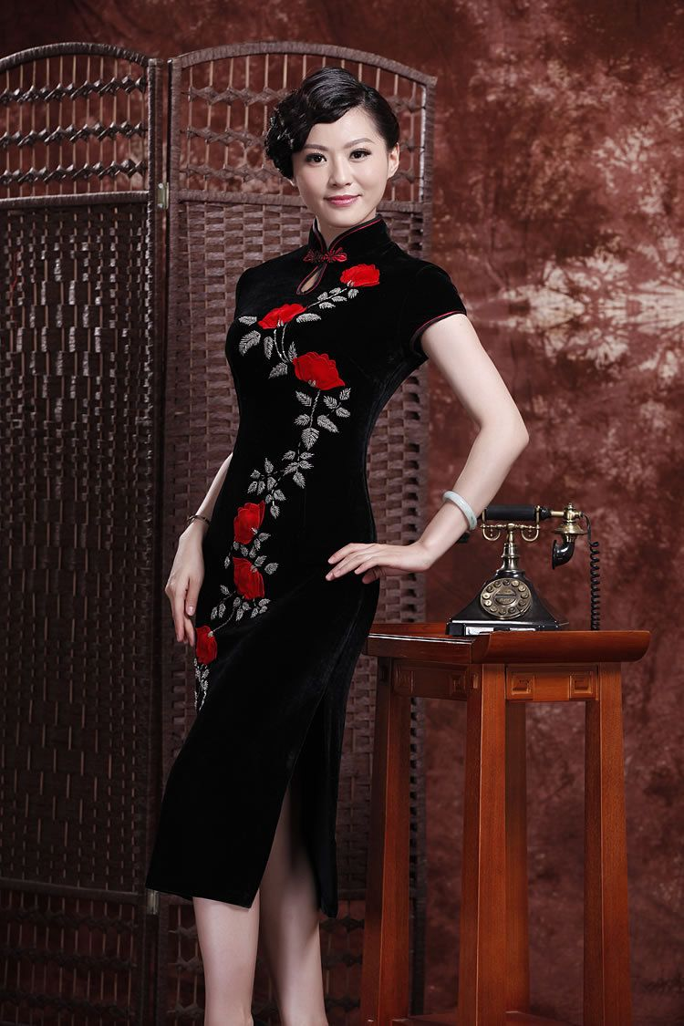 modern cheongsam china modern fashion pinterest kl228der