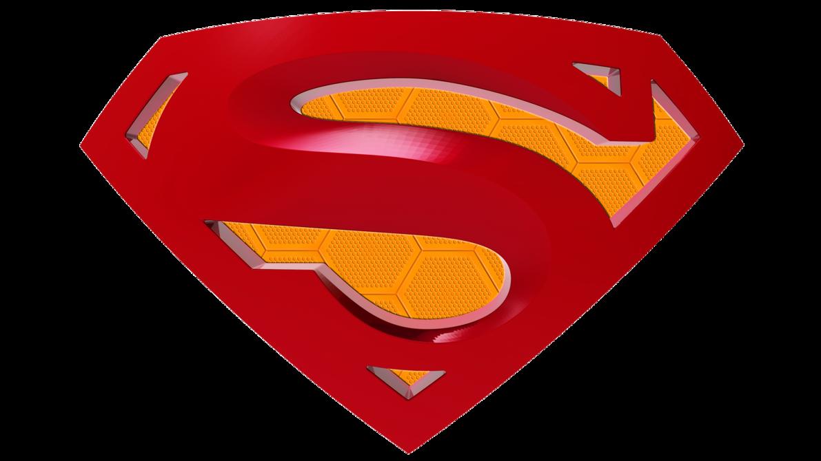 3D Superman Logo by llexandro on DeviantArt Superman