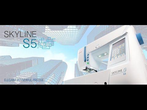 Janome Skyline S5 Www Stecker Be Youtube Janome