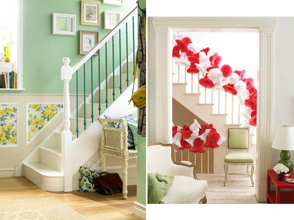 3 staircase decorating ideas interiorholic stairs 3 staircase decorating ideas interiorholic junglespirit Image collections