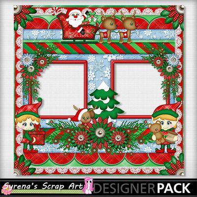 Santa's Elves QP 01