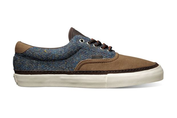 fddbc28af4 Harris Tweed x Vans Vault 2012 Winter Capsule Collection  Vans Vault offers  up three new versions of the Buffalo Boot LX