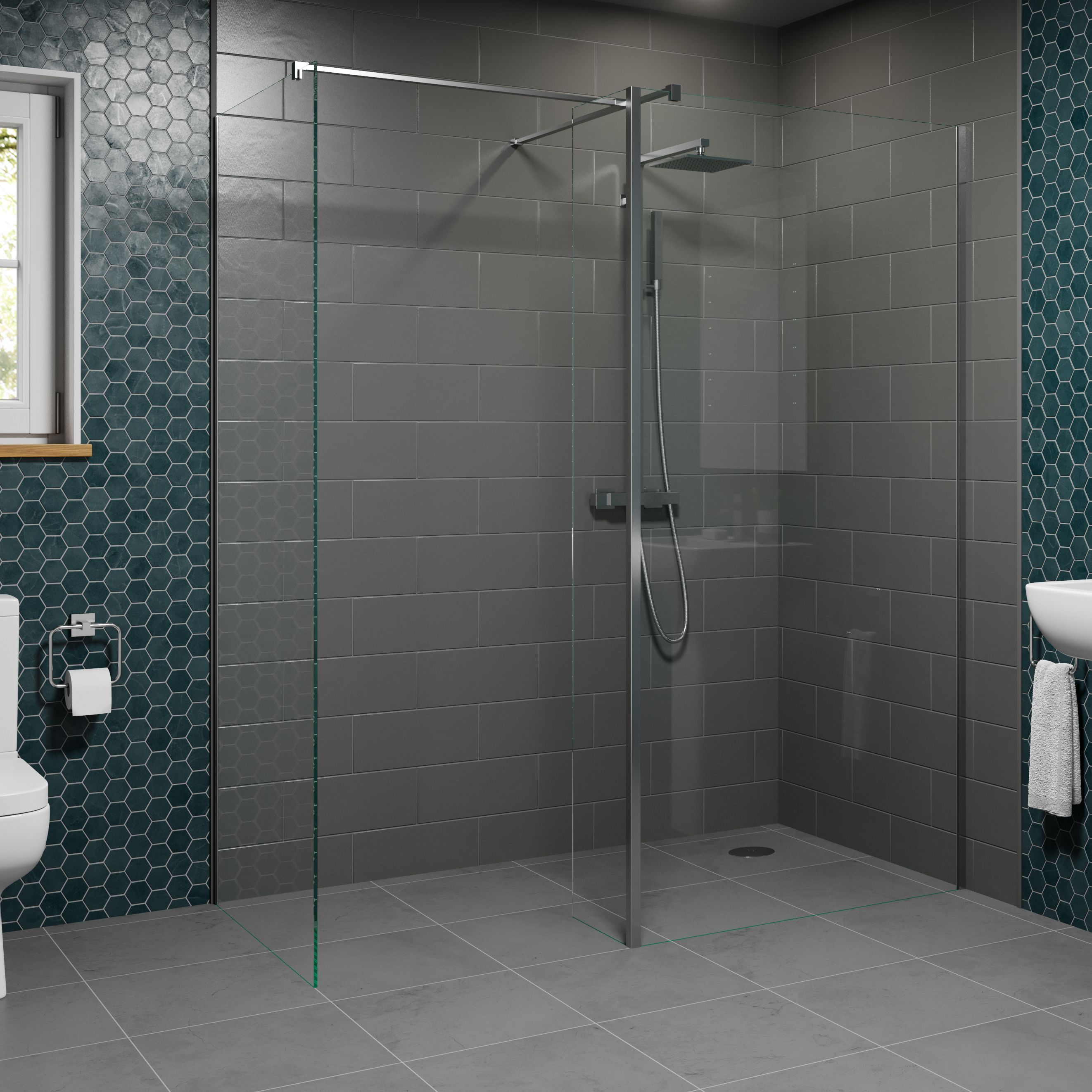 Your Bathroom Needs To Be A Haven Somewhere That You Can Unwind And Hide From The Kids Or Somewhere That You Ca Shower Screen Wet Room Screens Wet Room Shower