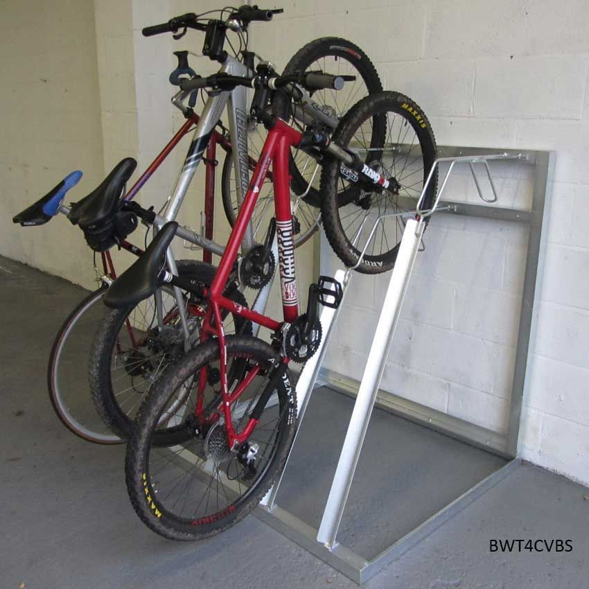 vertical bike storage racks bike storage rack storage rack and storage. Black Bedroom Furniture Sets. Home Design Ideas