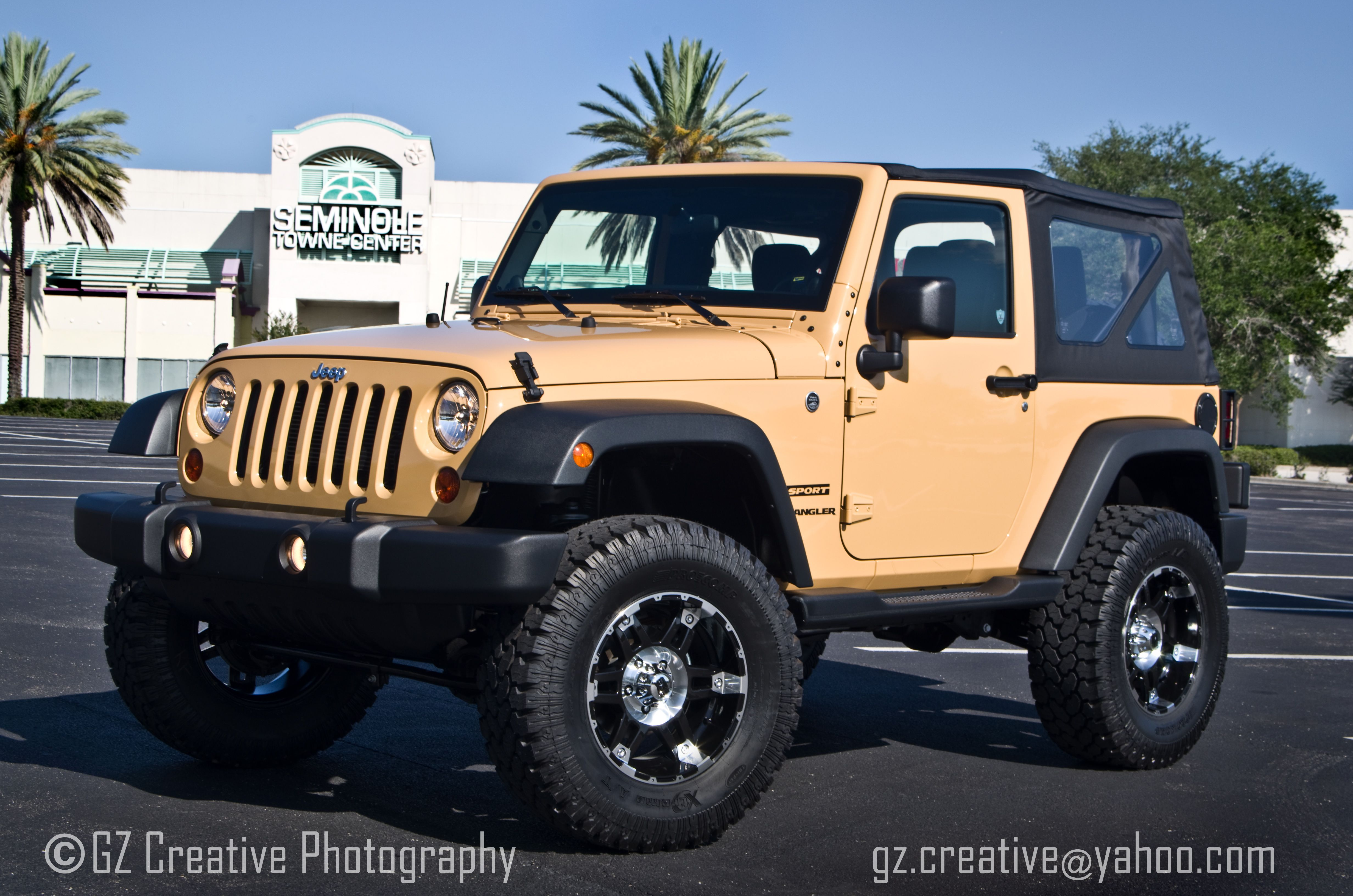 Pin By Ktly98 On Jeep Wrangler Sport Mods Yellow Jeep Wrangler 2 Door Jeep Yellow Jeep