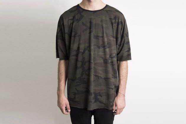 Oversized T-Shirt by Daniel Patrick on What Drops Now