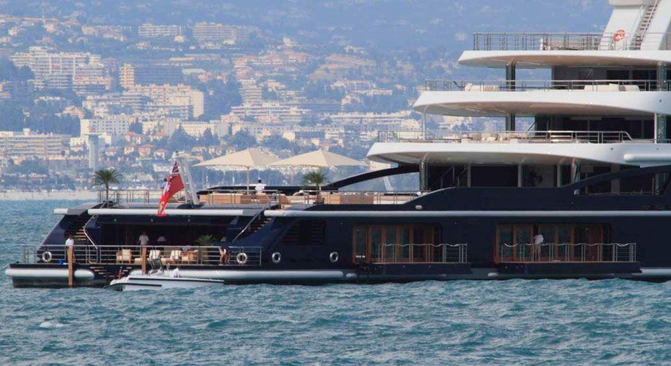Luna Yacht Luna Superyachtsmonaco With My Family Vacation