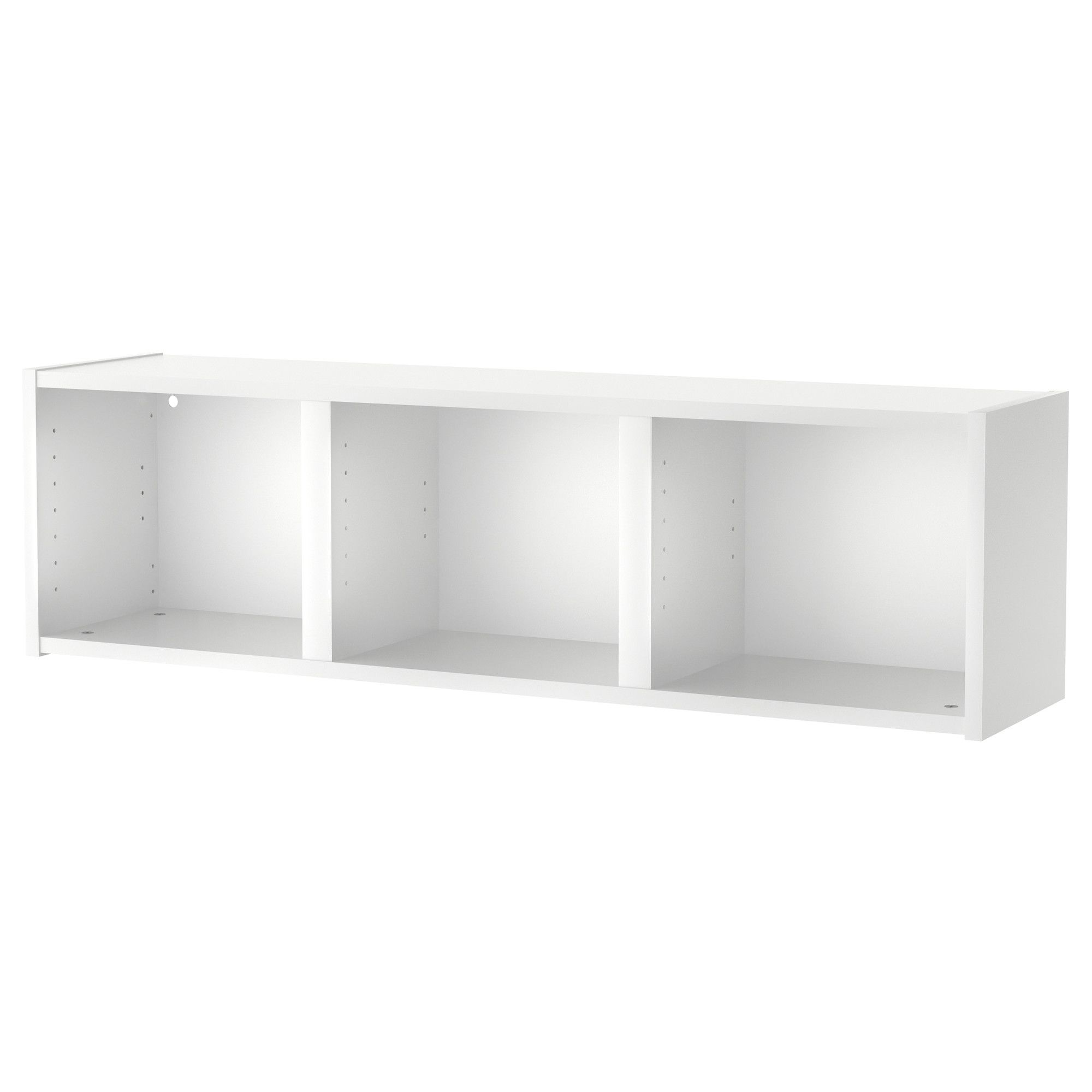 Billy tag re murale plaqu bouleau ikea 29 my - Etagere murale blanche ...