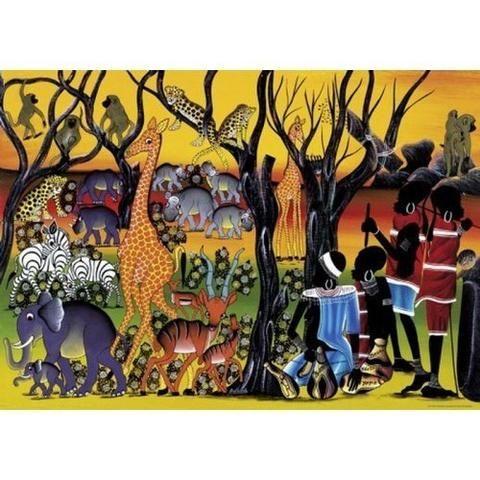 Art Jigsaw Puzzles Classic Art Fantasy Art And Art Deco Puzzles Art African Art Classic Art