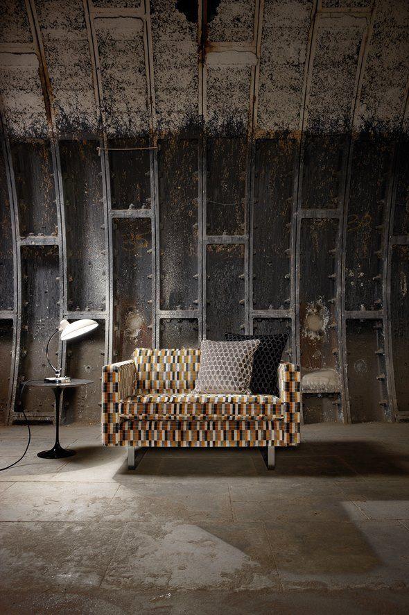 Underground Velvets Kirkby House Moquette