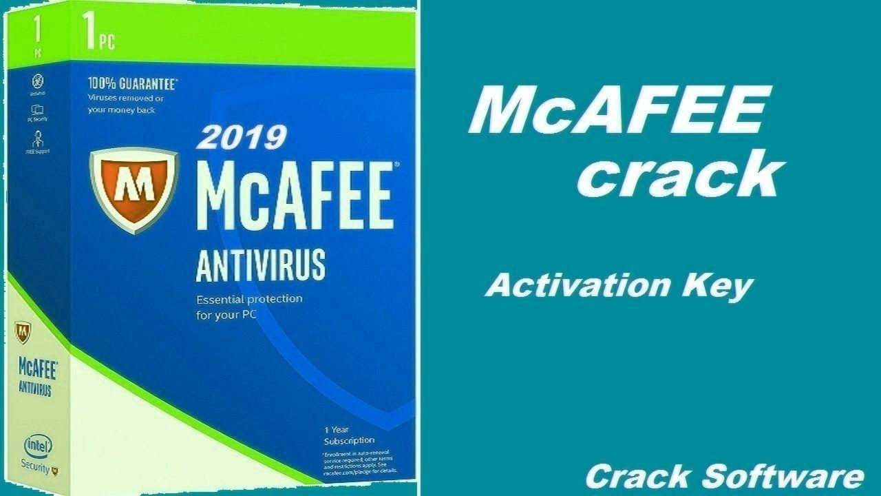 McAfee Activate 2019 Serial Key With Crack Update Here | Get
