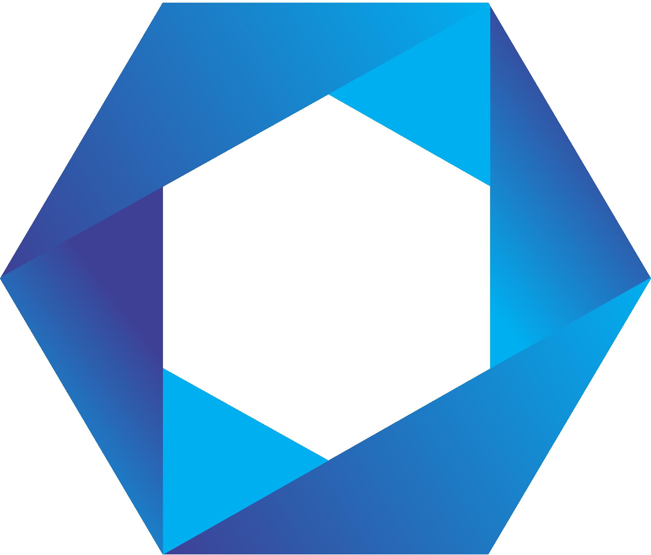 polygon logo, logo inspiration , Brand logo , Brand