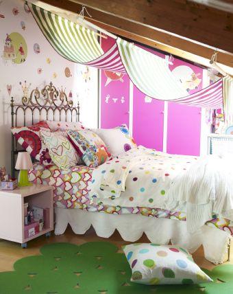 Idées de relooking pour chambres d\'enfant entre 8 et 12 ans | La ...