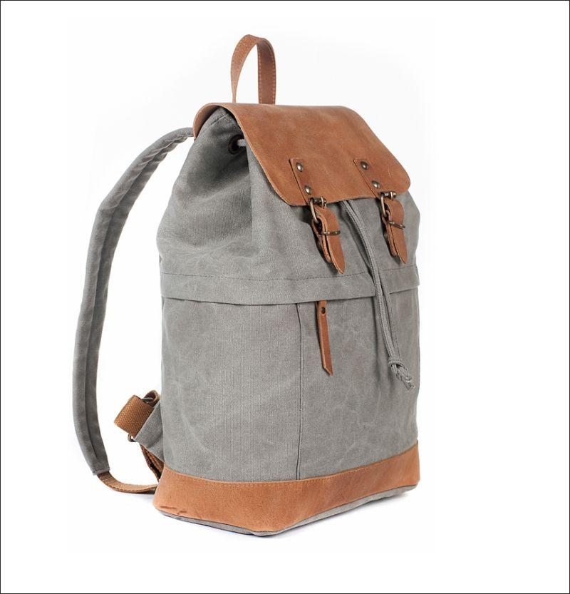 6be2d838a2 Σακίδιο πλάτης Burban-Made in Greece Μοντέλο Burban Backpack GR55-Grey Τιμή   76€ Βρείτε αυτό και πολλά ακόμα σχέδια στο www.otcelot.gr ♥♥