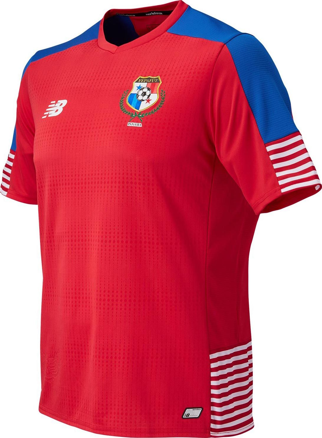 new balance Remeras rojas