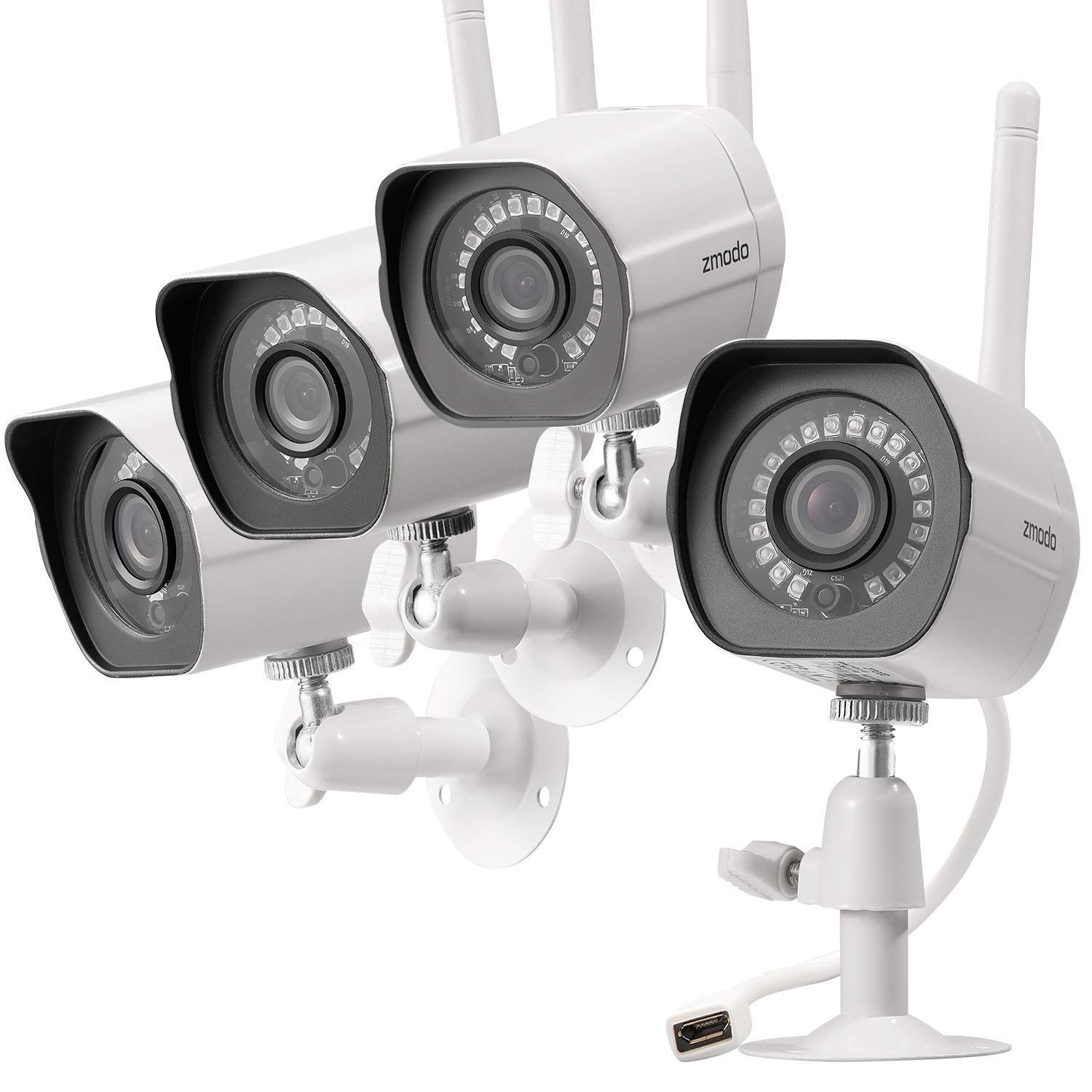 The Best Intelligent Home Security Systems Of 2019 Smarthome Smartho Wireless Security Camera System Security Camera Installation Security Cameras For Home