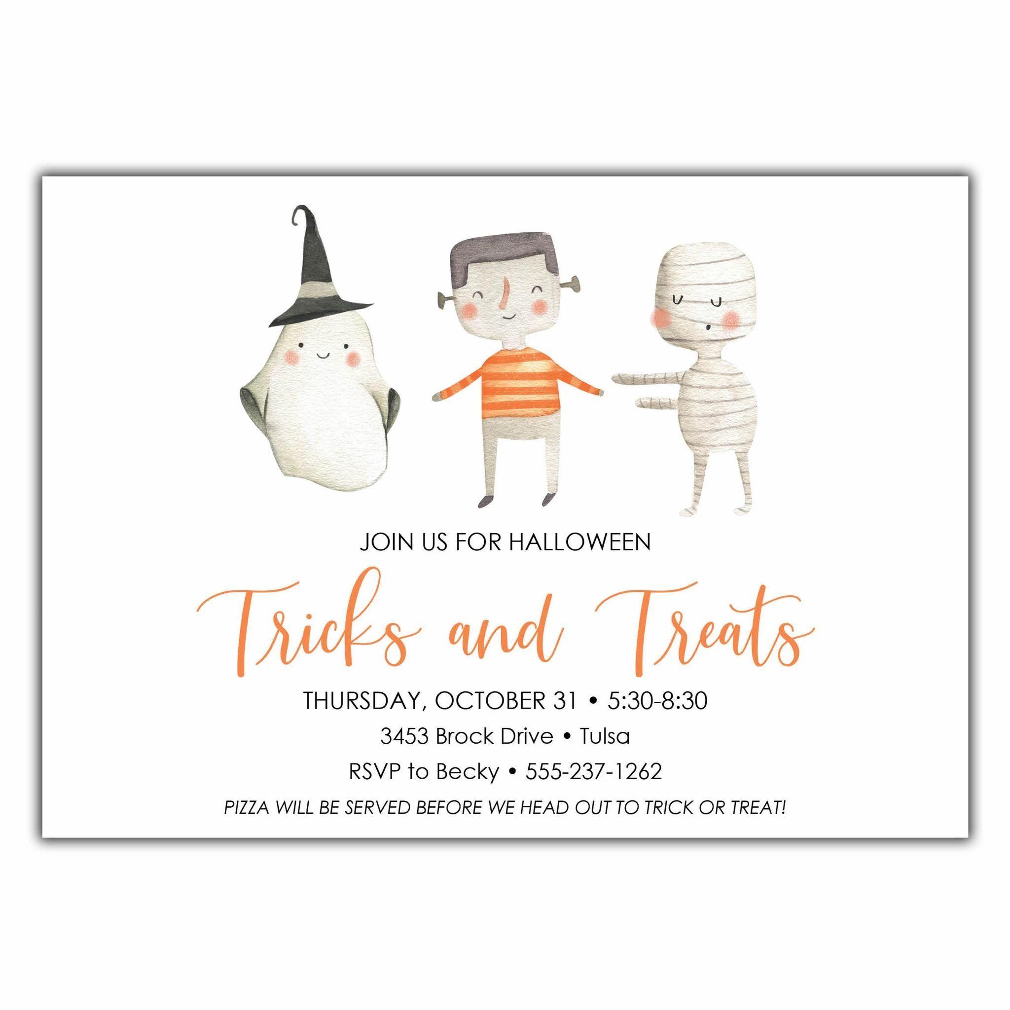 Halloween Parties Tulsa 2020 Halloween Parties in 2020 | Halloween party, Halloween photo cards