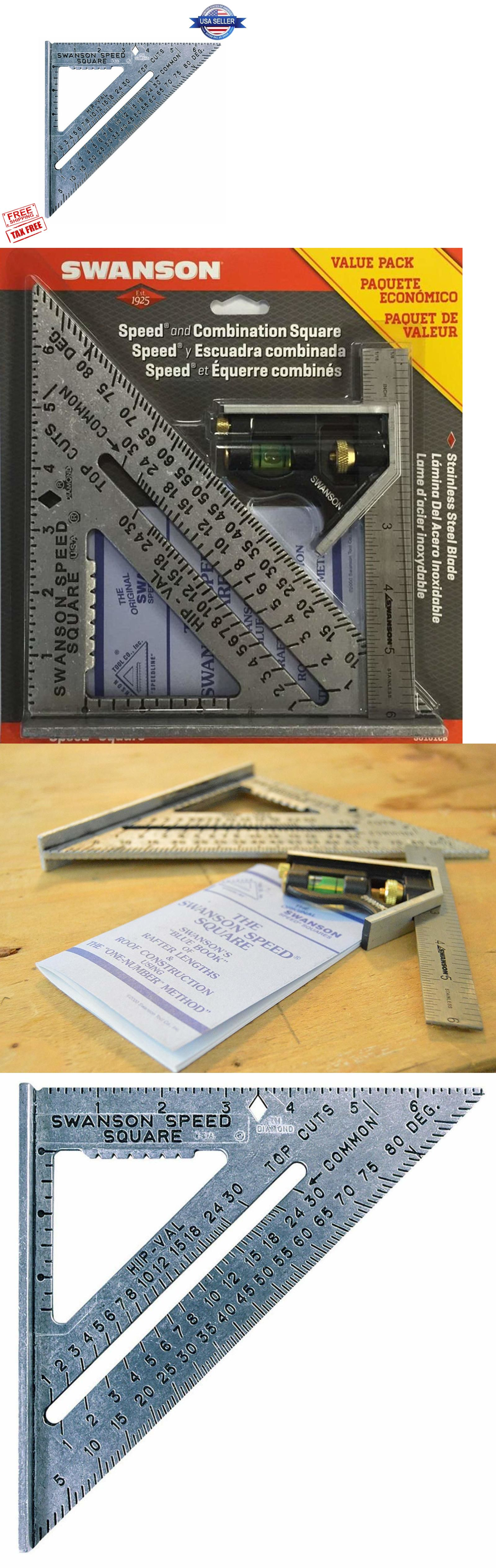 Squares 42253 Carpenter Contractor Speed Square Layout Tool Blue Book Combination Square Kit Buy It Now Only 13 99 On Eba Speed Square Blue Books Layout