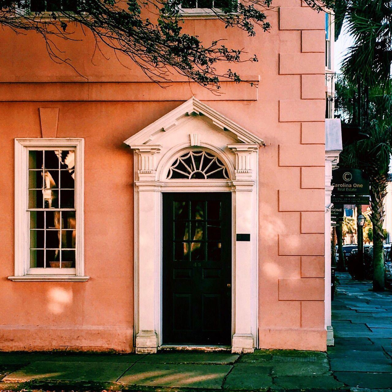 "awonderfulpalmettolife: ""thepursuitofcivility: "" Church and Broad Charleston, South Carolina """