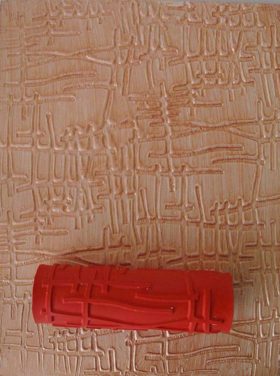 Декоративная штукатурка валиком своими руками фото 821