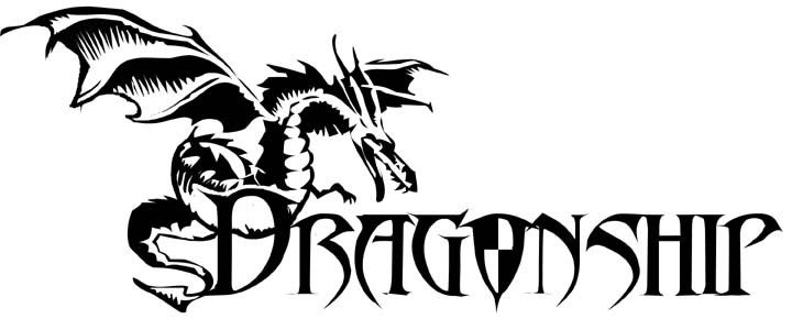 logo for heavy metal band dragonship by strejo logo pinterest rh pinterest com Glam Metal Band Logos Thrash Metal Band Logos