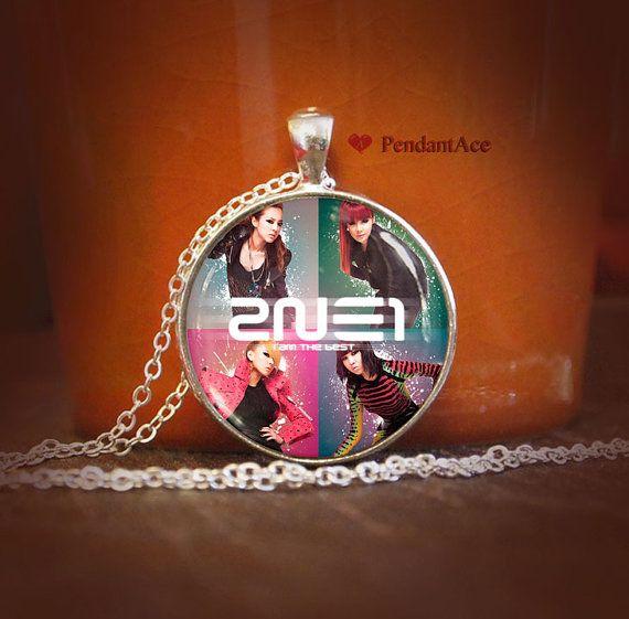 2NE1 pendant.