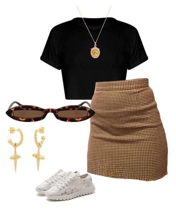 Tiosebon Lace Wanderschuhe und Sneakers #businesscasualoutfitsforwomensummer