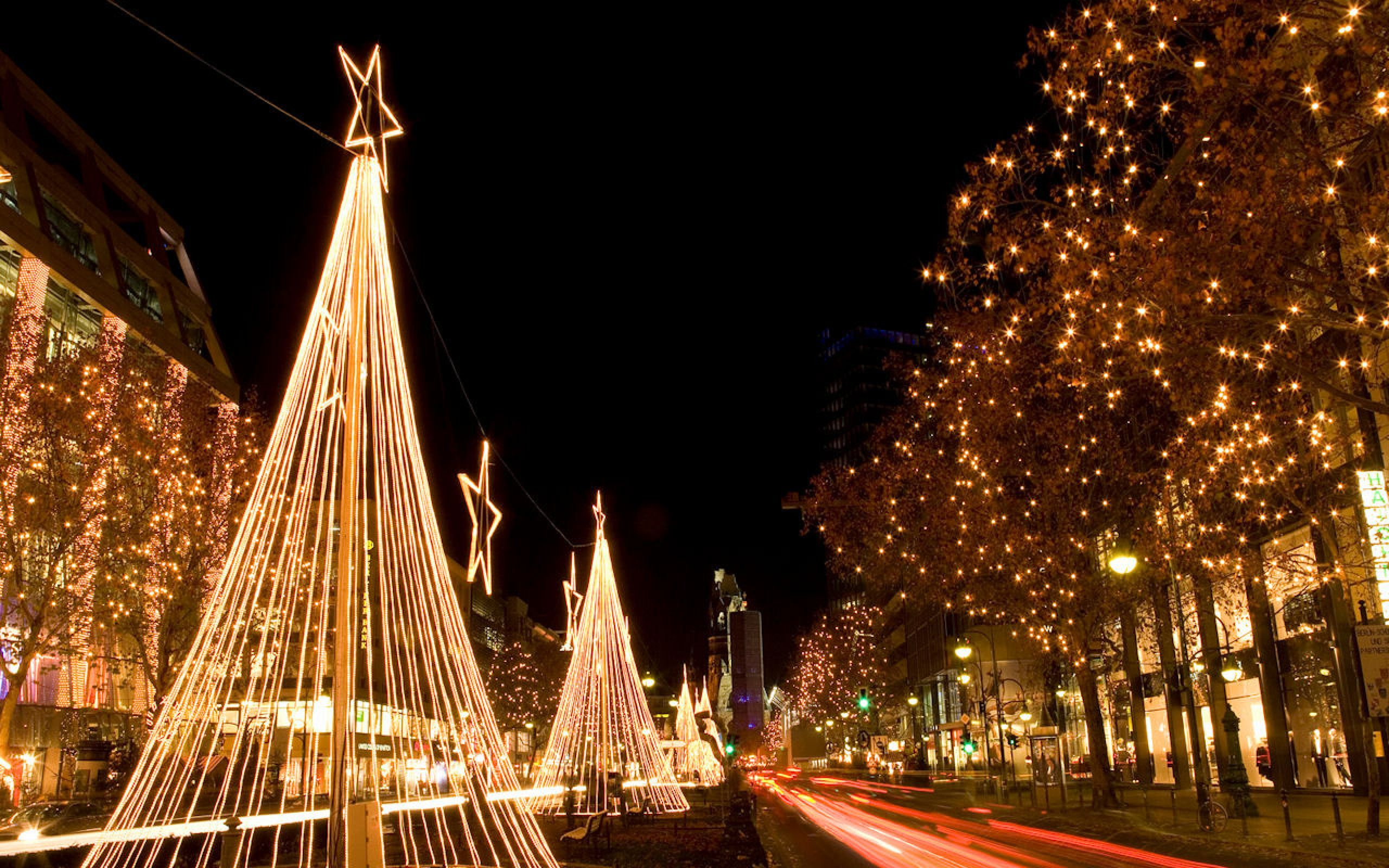 Christmas On The Kurfurstendamm Better Than 5th Avenue Berlin Resor