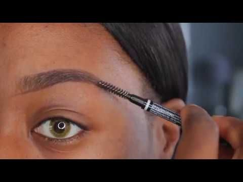 3 minute everyday eyebrow tutorial  0  100 real quick